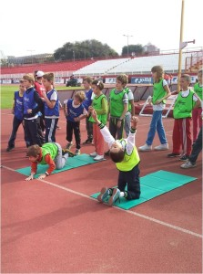 Kako izgleda KIDS Athletics takmičenje?