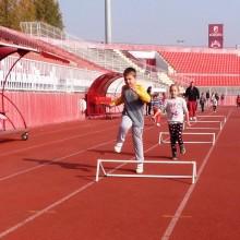 Kako motivisati dete da se bavi atletikom? Edit
