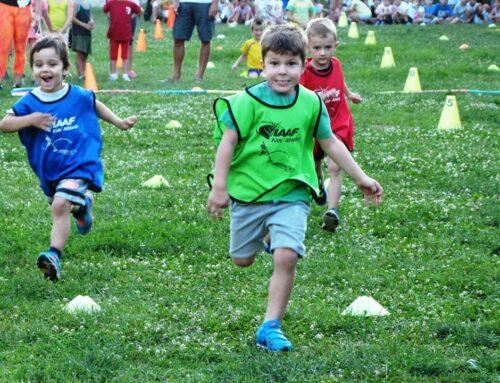 Kako se boduju takmičenja u dečijoj atletici