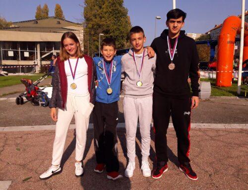 4 medalje za naše orijentirce na Prvenstvu Srbije u orijentiringu